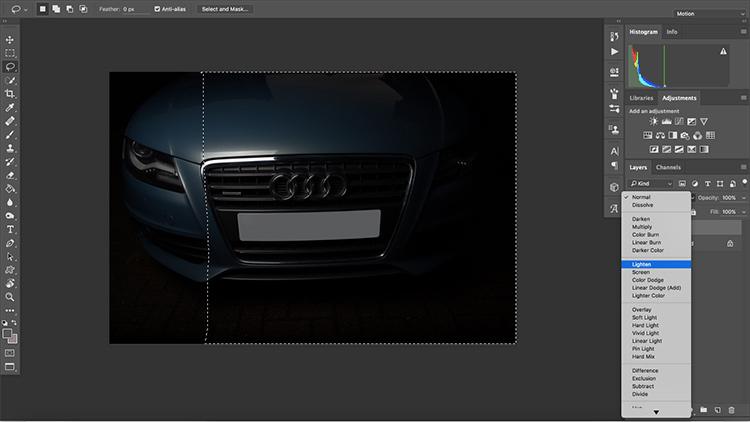 Automotive photography tips 12