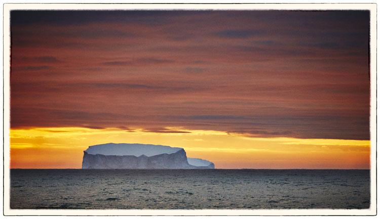 Drygalski Peter Eastway Antarctica