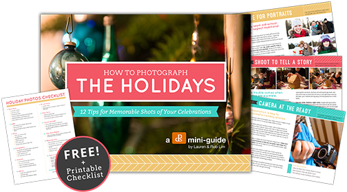 dPS 12 Days of Christmas: Save up to 85% on Some Great Photography Training and Tools