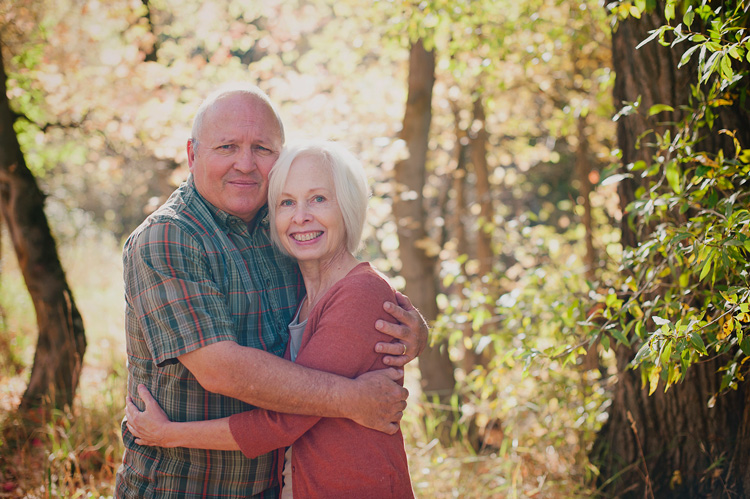 How to Photograph Your Own Parents