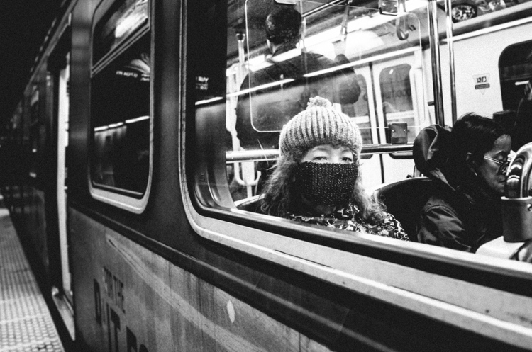 How to Conquer the Biggest Fear in Street Photography