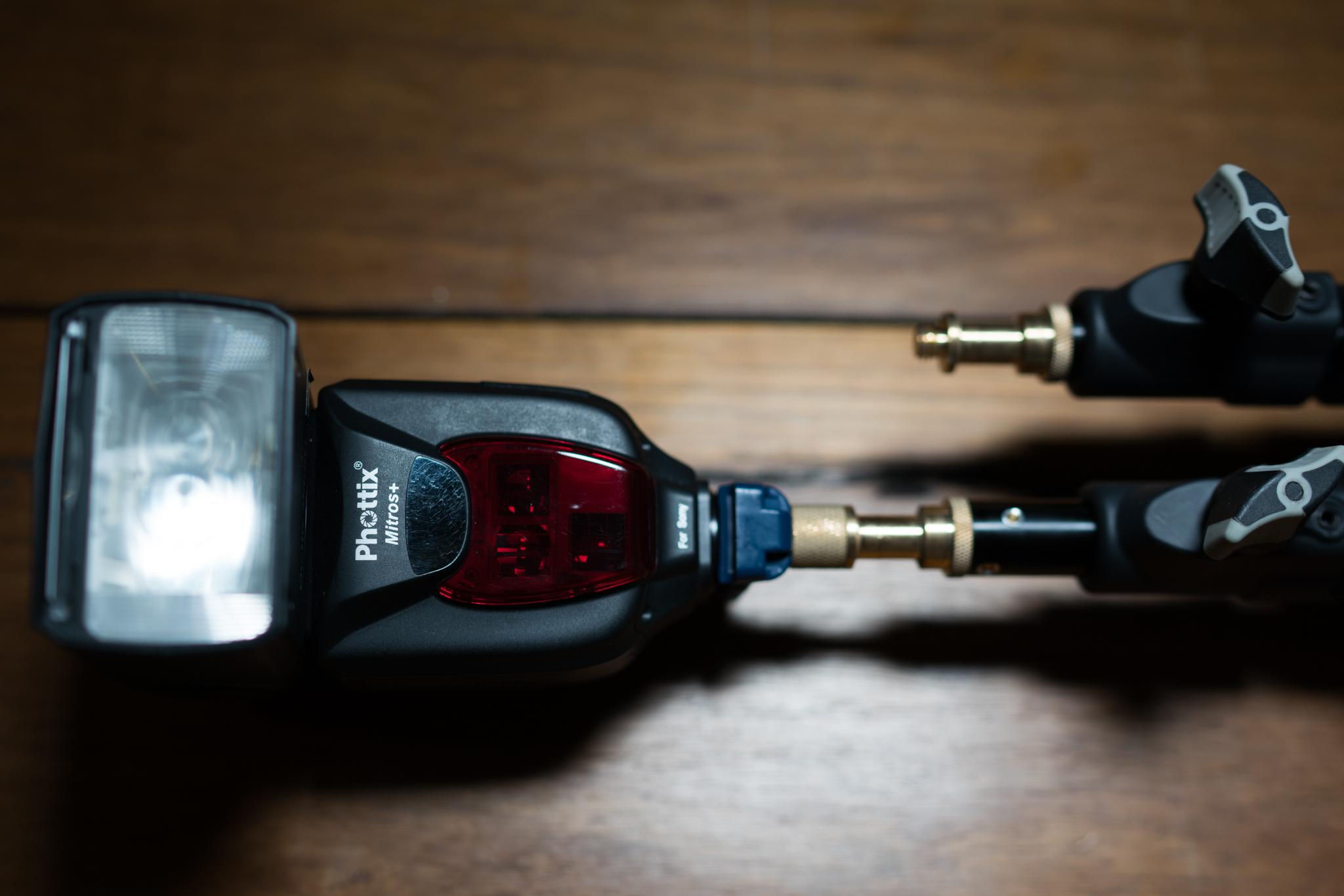 Kupo click light stand