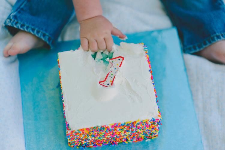 How to do a Cake Smash Photo Session