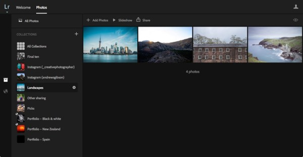 An Overview of Lightroom Web – What is it and who is it for?