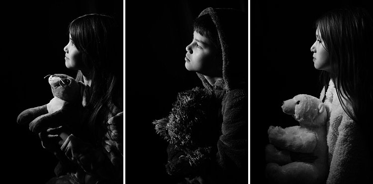Two Light Portrait Setup
