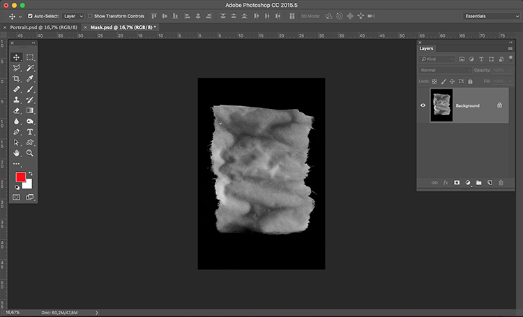 09 How to create your own Layer Masks