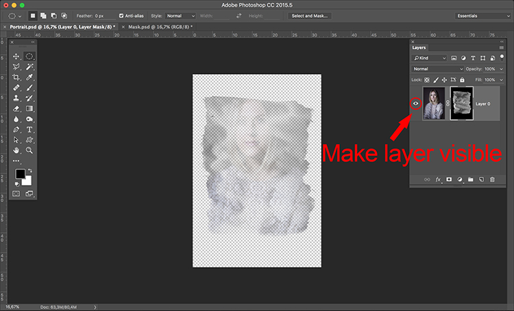 10 How to create your own Layer Masks