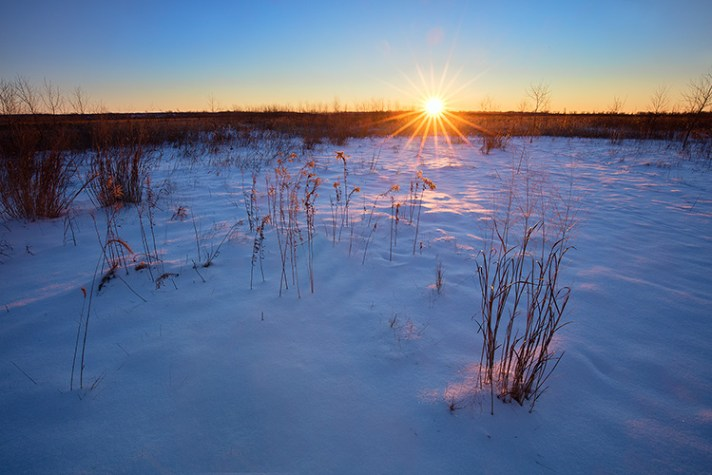 Tips for Winter Landscape Photography on the Prairie - Embrace the Sky 2