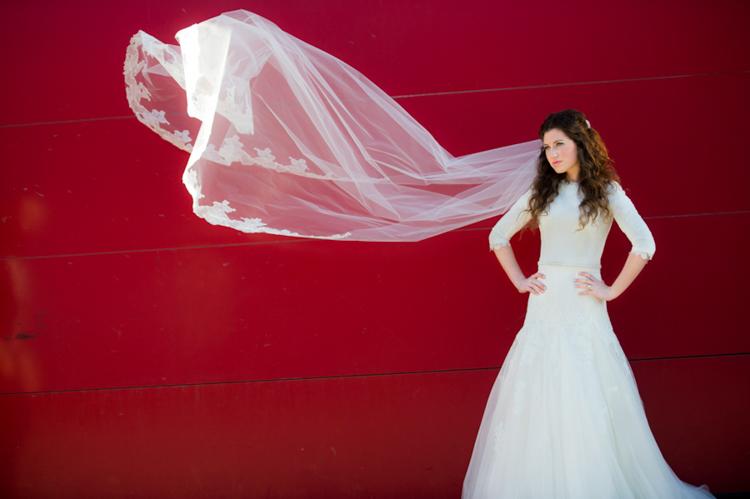 Wedding portraits creative rut 11