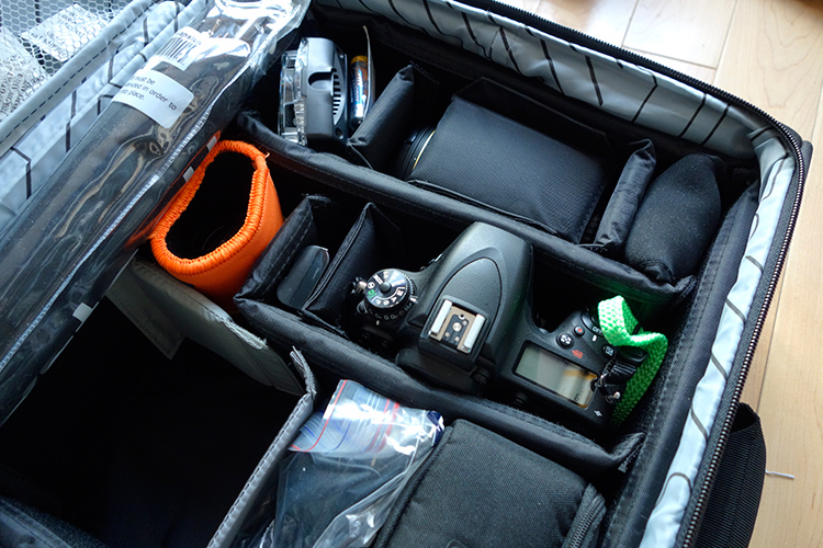 DIY Hack 2-in-1 Luggage and Camera Roller Bag