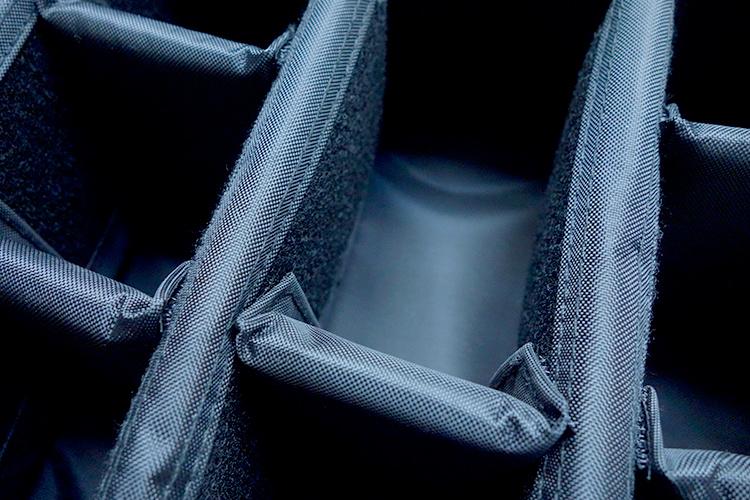 padded camera insert