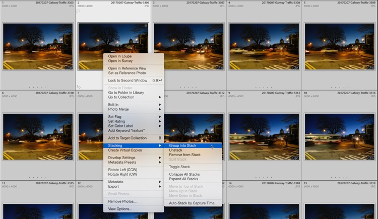 How to Shoot and Create a Time-Lapse Video using Lightroom