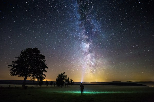Star Gazing – 18 Twinkly Images of the Celestial Sky