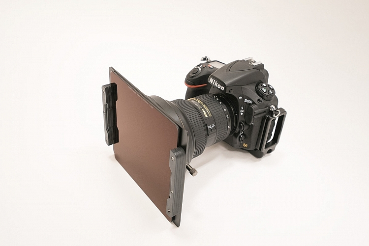 Image: NiSi 6-Stop ND Filter in front of my Nikkor 14-24mm
