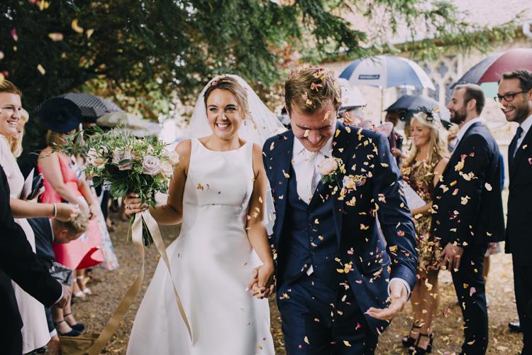 Confetti lighting 2 weddings