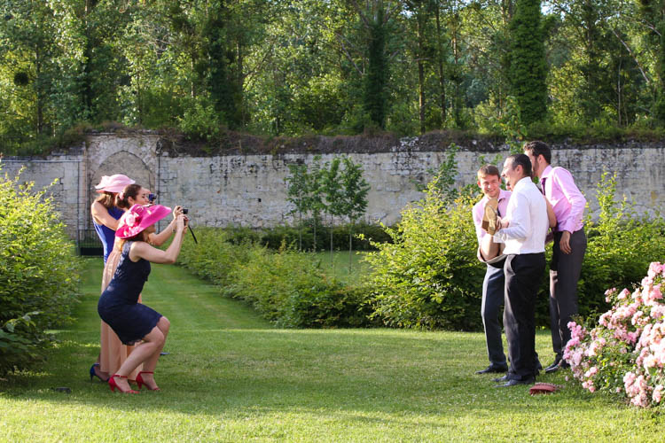 Doing group pictures - Tips For How to Be a Second Photographer at Weddings