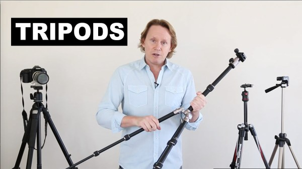 Everything You Need to Know About Tripods with Phil Steele
