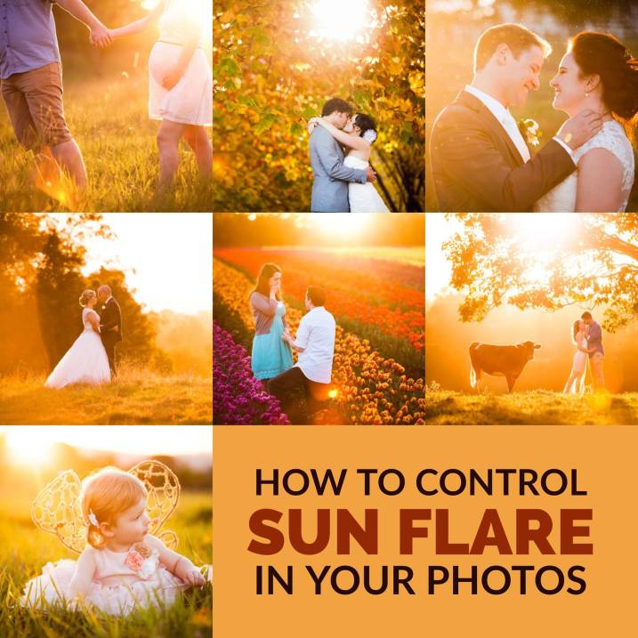 How to Control Sun Flare in Your Photos