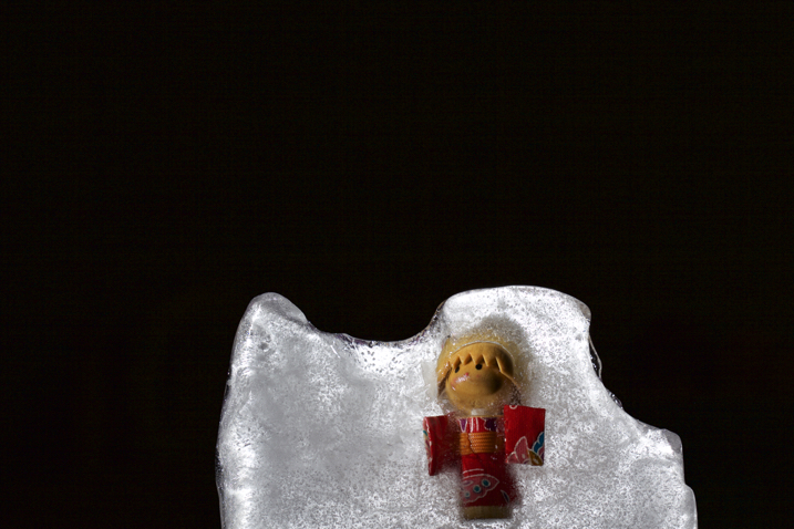 How to do Frozen Object Photography at Home