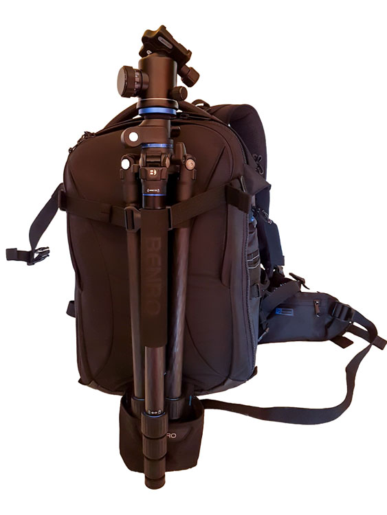 Review of the Benro Ranger 400 Pro Backpack