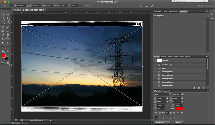 How to Make Your Own Frames and Borders Using Photoshop