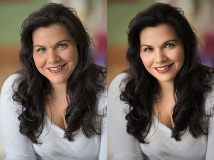 Before & After PortraitPro
