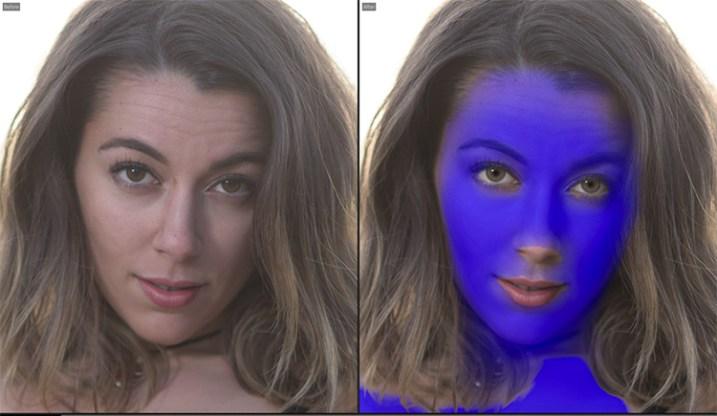 Skin Selection PortraitPro 15