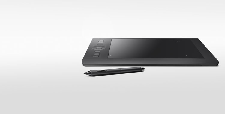 Overview of the Intuos Pro Wacom Tablet and the MobileStudio