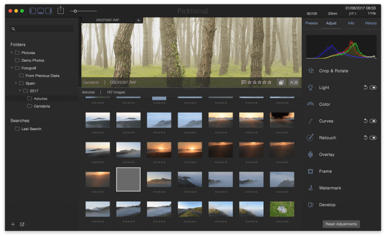 4 Best Free and Open Source Tools for RAW Image Processing in Linux