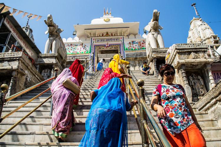 Jagdish Temple Udaipur Rajasthan 2