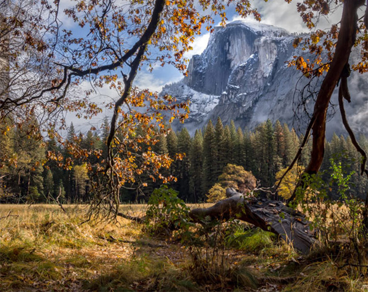 Yosemite Fall - Photographic Lessons Learned from Ansel Adams