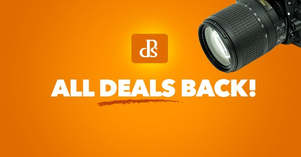 All Deals are Back – Photography eBooks, Presets and Courses at up to 88% Savings