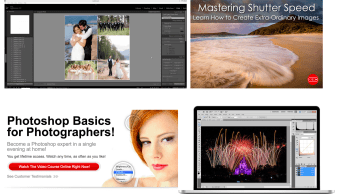 Deals from $9: Master Photoshop, Lightroom, Shutter Speed and Fireworks Photography