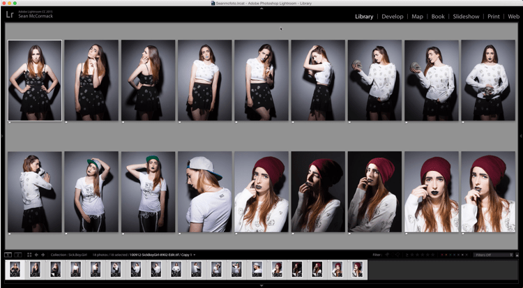 How to Match Your Image Processing Using Reference View in Lightroom