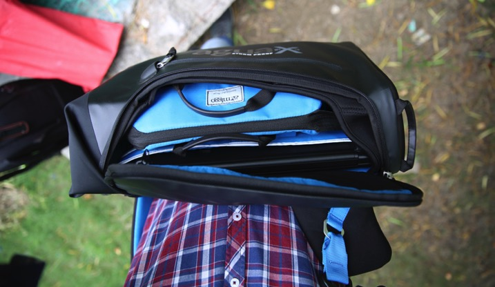 Agua Versa Backpack 90 3