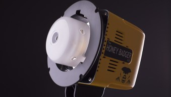 Review: Interfit Honey Badger Studio Strobe and Universal Remote