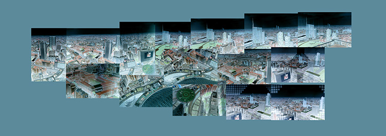 How to Make a Joiner Collage for a Retro-Style Panorama Image