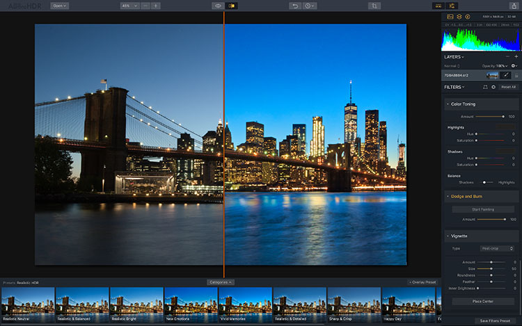 Compare View A Guide to Creating Stunning HDR Images