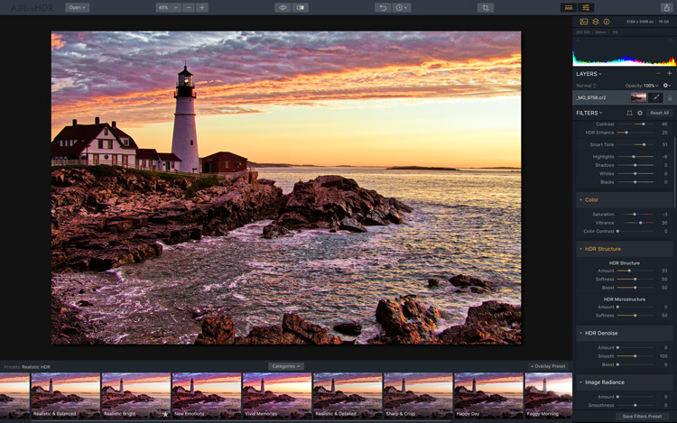 Single Image - A Guide to Creating Stunning HDR Images