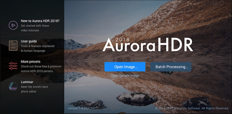 Image: Aurora HDR 2018's bread and butter is the incredible degree of control it gives you ove...