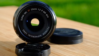 Review of the Fujinon XF23mm F2 WR Lens