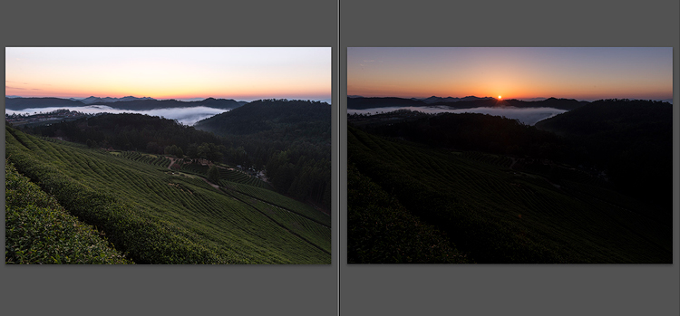 Hdr both frames - 5 Reasons for Lightroom Photographers to Use the Edit In Photoshop Feature