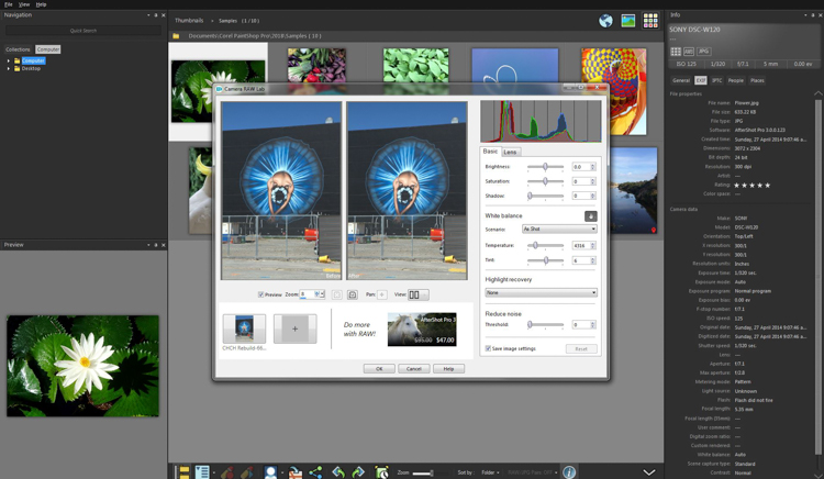 Review of the Latest Version of PaintShop Pro 2018