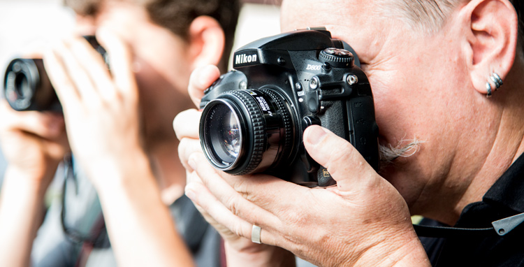 The Importance of Having a Good Relationship With Your Camera