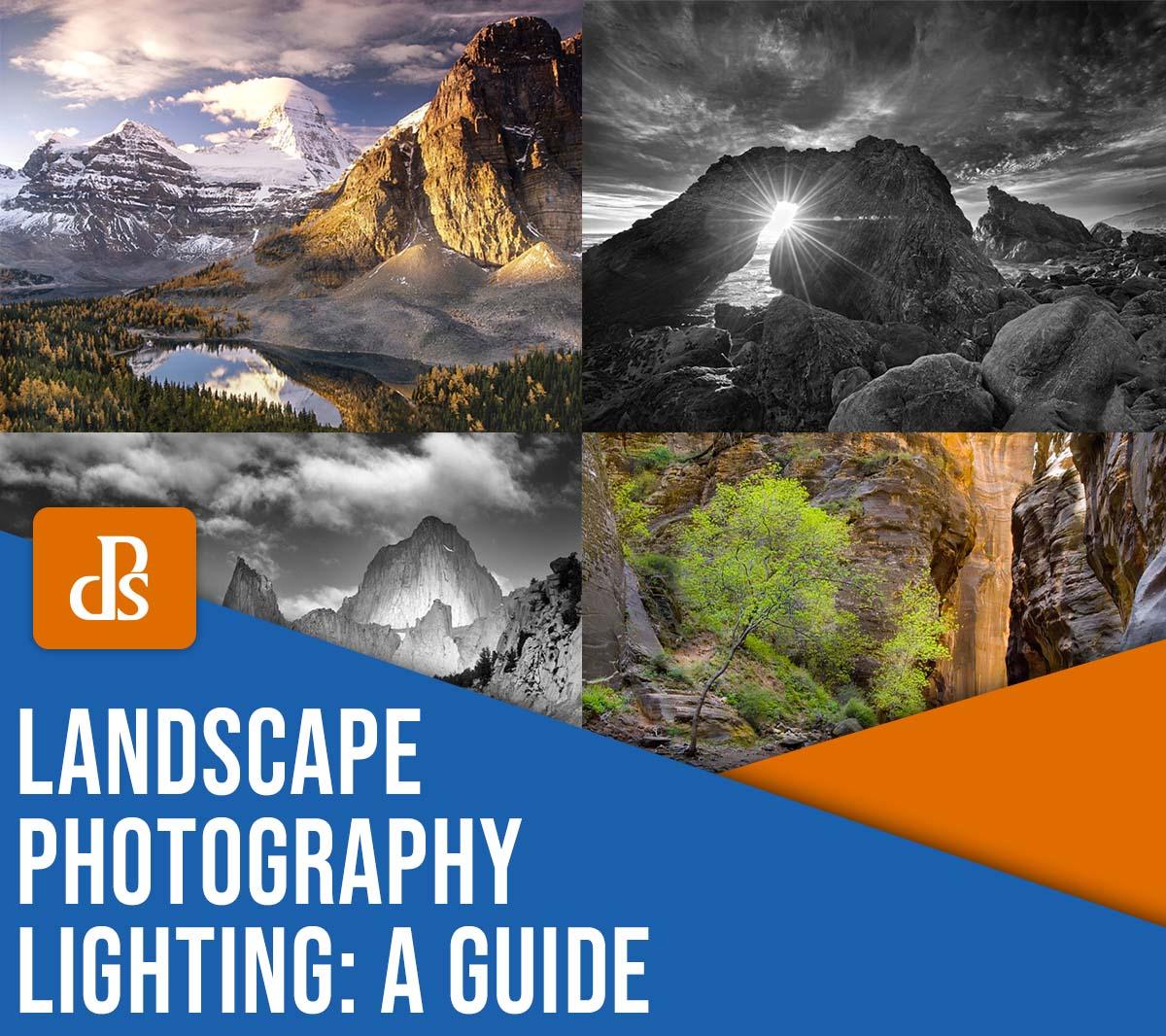 landscape photography lighting guide