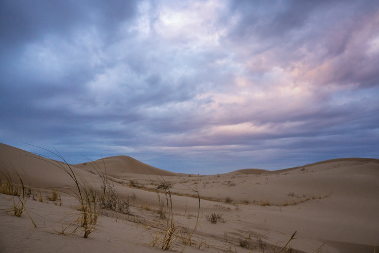 North Algodones Sand Dunes, California - 7 Photography Myths Exposed