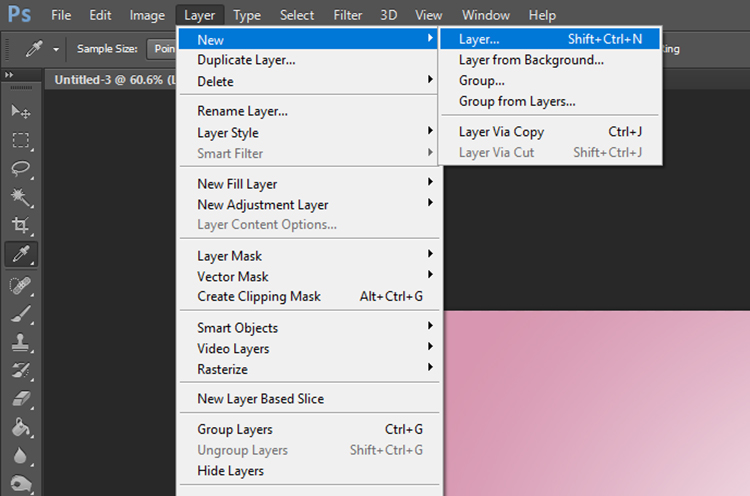 How to Create Minimal Desktop Background Using Photoshop