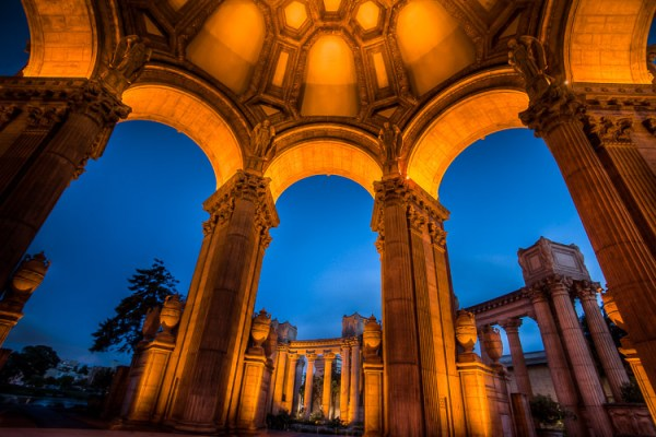 Weekly Photography Challenge – Blue Hour