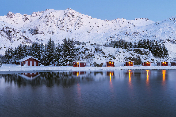 5 Tips for Better Winter Landscape Photography