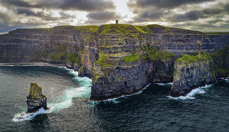 Adding a Sense of Scale to Your Landscape Photos - cliffs